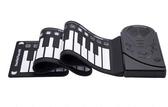 硅膠便攜式49鍵折疊手卷琴  兒童初學電子鋼琴