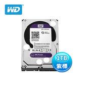 威騰 WD 紫標 3.5吋 1TB 監控硬碟 WD10PURZ