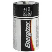 [奇奇文具] 【勁量 Energizer 電池】 勁量Energizer D1號 E95鹼性電池/勁量1號電池 (2入/封)
