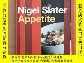 二手書博民逛書店Nigel罕見Slater Appetite(英文原版 精裝 書