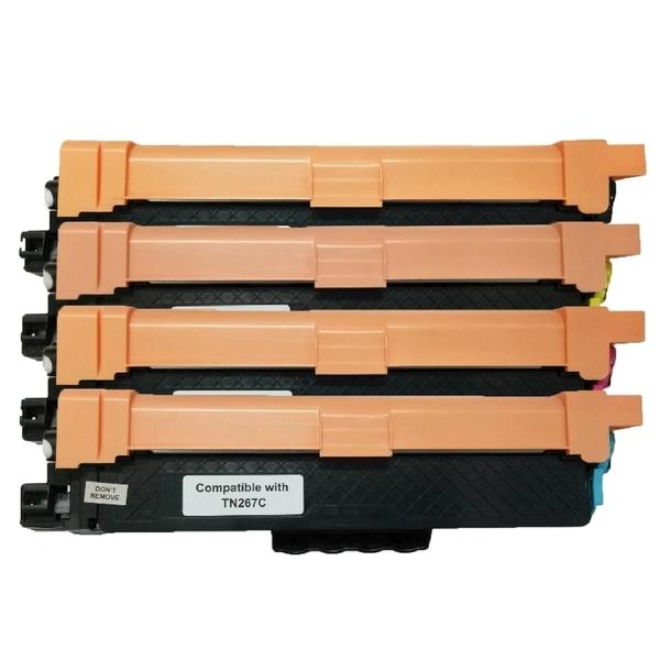 【二黑組合】Hsp Brother TN-267 BK 黑色 相容碳粉匣 HL-L3270CDW MFC-L3750CDW