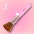酷品C-149優質粉底刷腮紅刷萬用刷具(平)粉嫩色-單支 [53124]
