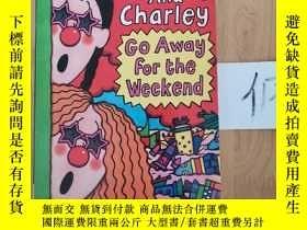 二手書博民逛書店Lizzie罕見and charley Go Away for the WeekendY15335
