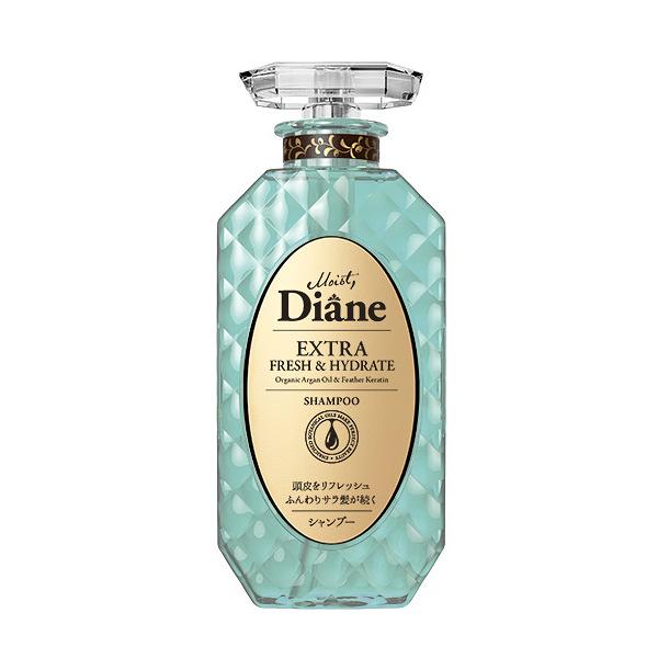 Moist Diane 黛絲恩 完美淨化洗髮精450ml 【康是美】