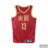 NIKE 男 HOU M NK SWGMN JSY CE 18  籃球背心- AJ4612614