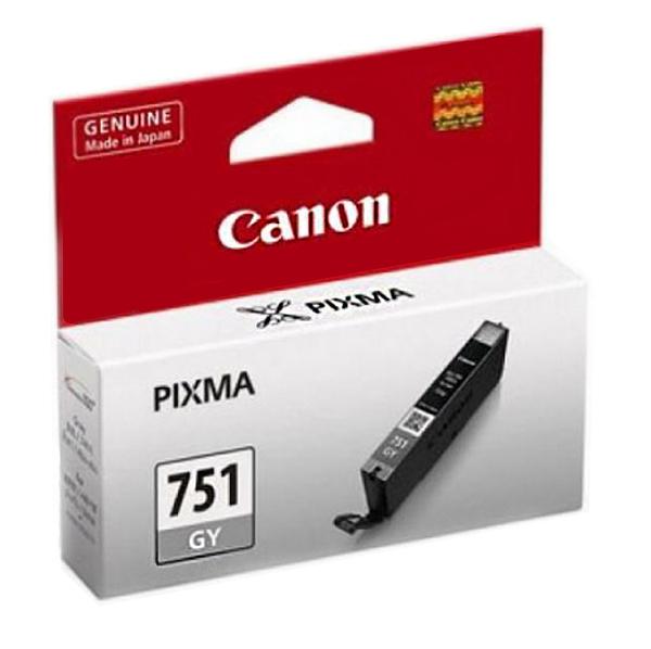CLI-751GY CANON  原廠灰色墨水匣 iP7270/MG5470/MG5570/MG5670/MG6370/MG6470/MG6670/MG7570/MX727/MX927/MG7170/iX6770/iP8770