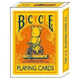 【USPCC撲克館】撲克牌BICYCLE Bear Brick deck