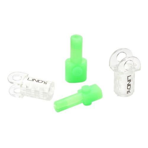 Apple Lightning 原廠傳輸線專用 - 發光愛線套 (螢光綠)
