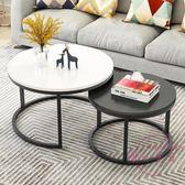 邊櫃 簡約現代小茶幾臥室創意北歐ins小桌子家用小戶型沙發邊幾角幾【快速出貨】