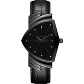 HAMILTON x BEAMS 聯名 Ventura 貓王盾形石英手錶 H24401731