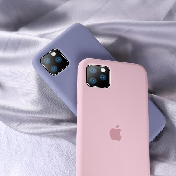 液態矽膠蘋果11手機殼iphone11 pro新款iphone11pro max純色磨砂