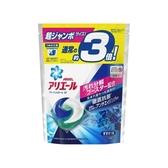 日本P&G 3D立體3倍洗衣凝膠球補充包-抗菌淨白