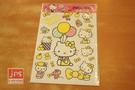 Hello Kitty 凱蒂貓 夜光貼紙 蝴蝶結 952798