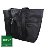 旅行袋 Yeson永生 MIT 超大容量 厚實布料 收納袋 購物袋 旅行袋 759