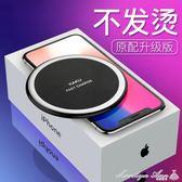 IPHONEX無線充蘋果X無線充電器手機快充小米MIX2S三星S8安卓通用無限 瑪麗蓮安