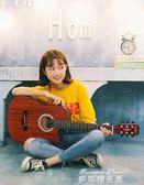 38寸初學者民謠木吉他學生練習青少年入門男女練習新手 igo  麥琪精品屋