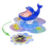 【鯊玩具Toy Shark】派對桌遊  噴水鯨魚