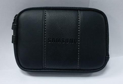[福利品出清] Samsung 三星原廠 軟皮相機包(CC9U21B)
