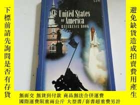 二手書博民逛書店the罕見united states of america re