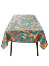 北歐簡約防水防油桌布布藝棉麻防燙餐桌布墊臺布家用長方形桌布墊