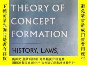 二手書博民逛書店Max罕見Weber s Theory of Concept Formation: History, Laws,