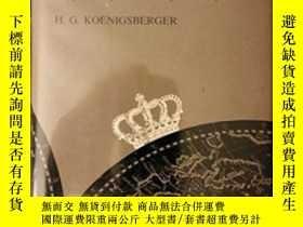 二手書博民逛書店Estates罕見And Revolutions-地產與革命Y436638 H. G Koenigsberge