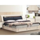 床架 CV-101-1A 布萊德5尺雙人床 (床頭+床底)(不含床墊) 【大眾家居舘】