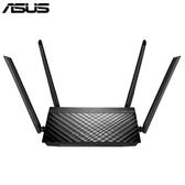 ASUS PLUS雙頻無線分享器RT-AC1500G【愛買】