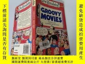 二手書博民逛書店Groovy罕見Movies:精彩電影Y200392