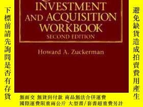 二手書博民逛書店Real罕見Estate Investment And Acquisition Workbook-房地產投資與收購
