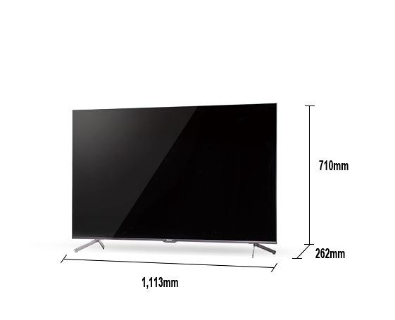 《《Panasonic 國際牌》Android TV 50吋 4K液晶電視 TH-50JX650W (含視訊盒)(安裝另計)