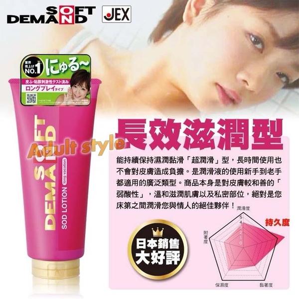 潤滑液 日本JEX-SOD(長效滋潤)水性潤滑液『校園開學季』