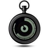 ZIIIRO Titan 懷錶 (黑色)
