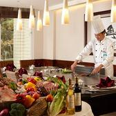 台東知本老爺酒店酋長鐵板燒晚餐套餐每人1250(1套2張1人用)(假日不加價)