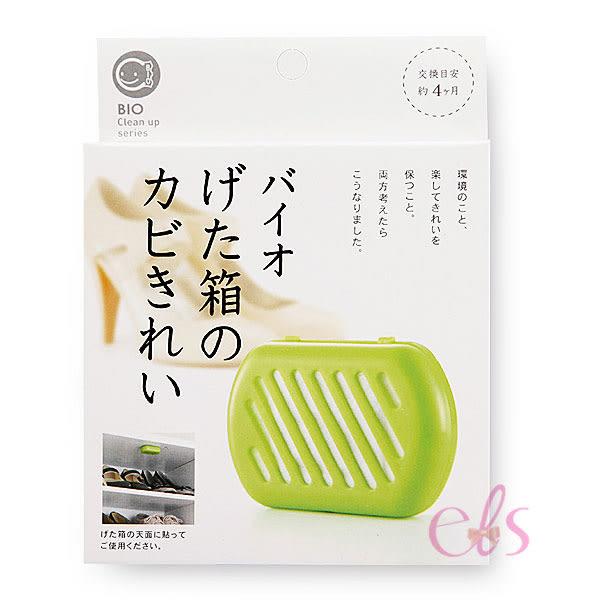 日本COGIT BIO 鞋櫃專用微生物長效防霉除臭貼 ☆艾莉莎ELS☆