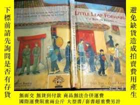 二手書博民逛書店英法德意等外文原版罕見LITTLE LEAP FORWARD:A BOY IN BEIJING 小躍進:北京的一個