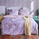 床包 / 雙人【織夢國境】含兩件枕套 60支天絲 戀家小舖台灣製AAU201