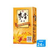 統一麥香奶茶250ml*24入/箱【愛買】