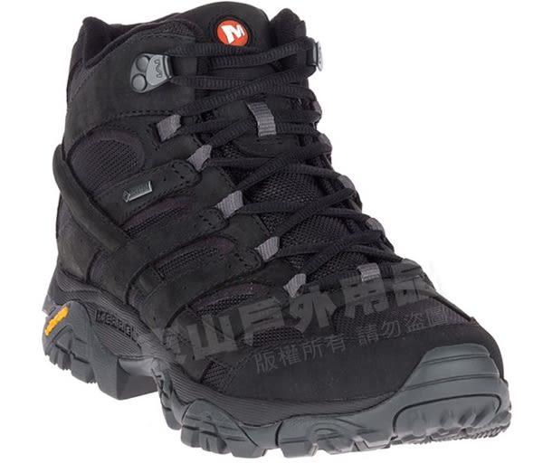 Merrell 46551 Moab 2 Smooth Gore-Tex 男GTX多功能健行鞋登山鞋 黃金大 ... 6d8b41dff59