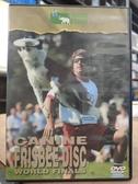 挖寶二手片-T04-518-正版DVD-其他【狗狗飛盤:世界盃決賽】動物星球頻道(直購價)