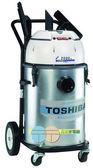 【TOSHIBA 東芝】 雙渦輪工業用乾濕吸塵器 TVC-1060