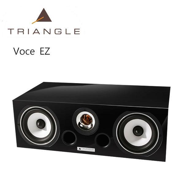 【勝豐群音響】Triangle Esprit Voce EZ 中置喇叭黑色 (pioneer/ denon / integra)