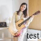 吉他38寸民謠吉他40寸41寸初學者吉他新手入門練習琴男女通用 萬客城