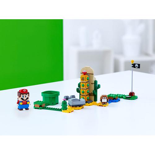 樂高積木 LEGO《 LT71363 》超級瑪利歐系列 - 沙漠刺球丸子 / JOYBUS玩具百貨