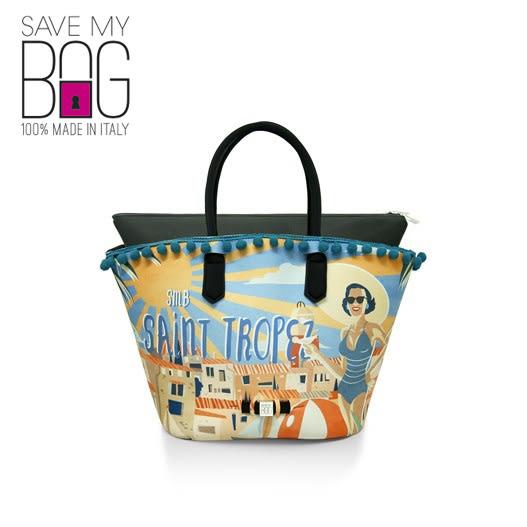 SAVE MY BAG TROPEZIENNE 手提袋 購物包