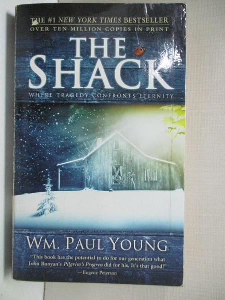 【書寶二手書T1/原文小說_AOZ】The Shack_Wm Paul Young