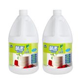 多益得酵速洗碗精1加侖_2入_榮獲環保標章/
