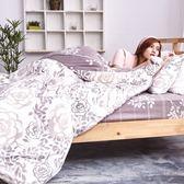 [SN]#L-UBB014#細磨毛雲絲絨3.5x6.2尺單人床包被套三件組-台灣製/天絲絨