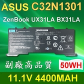 ASUS 華碩 C32N1301 6芯 日系電芯 電池 UX31LA-C4081H UX31LA-R5031H UX31LA-R5080H UX31LA-US51T