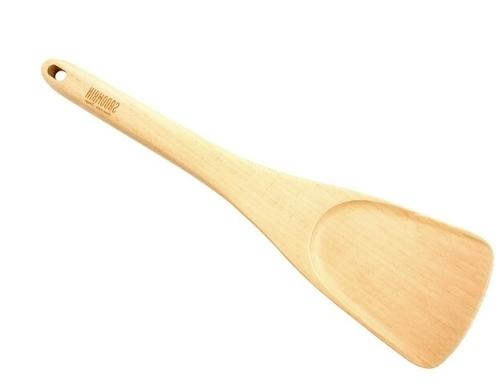 仙德曼 山毛櫸不沾桌中華煎匙WW720 木煎匙